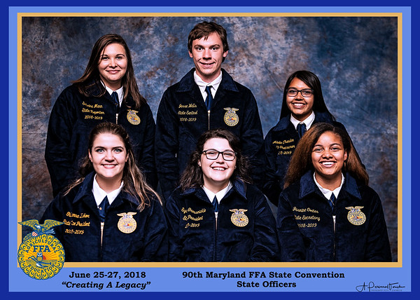 Maryland State FFA Convention June 2018