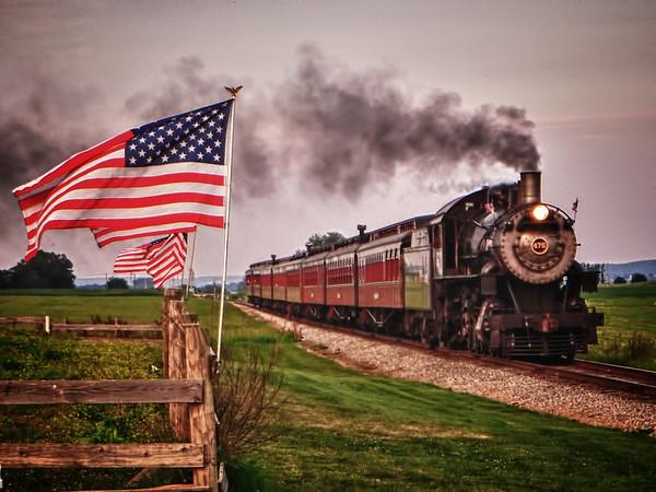 Strausburg Railroad