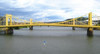 Yellow Bridges of Pittsburg