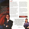 Client: GE Recruiting<br /> Photos of recently hired individuals used in printed brochures as part of a college recruiting campaign.
