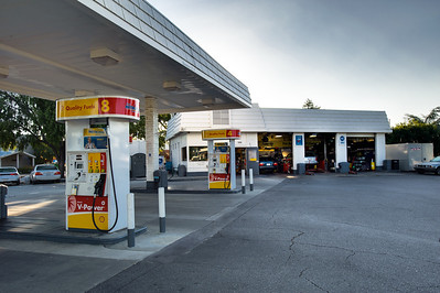 3662-d700_Shell_Service_Station_San_Jose_Commercial_Photography_enfuse