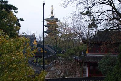 Far East Trip March 2007 Suzhou temple 16