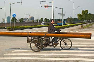 Far East Trip March 2007 GLT-SH residential area 4