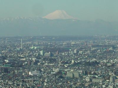 Tokyo mt fuji1