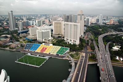 Singapore business trip 10 031011