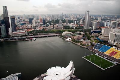 Singapore business trip 11 031011