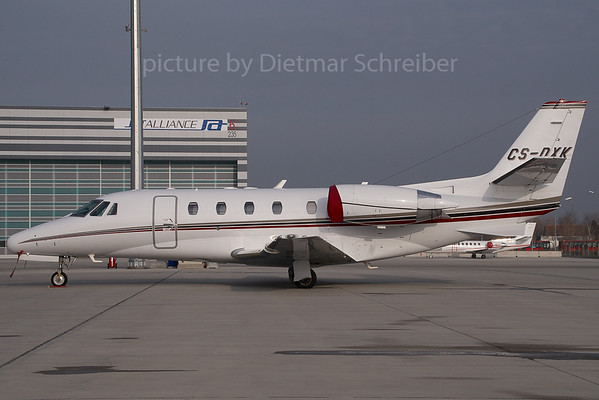 2007-12-25 CS-DXK Cessna 560XL