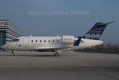2007-12-25 N605CC CL605