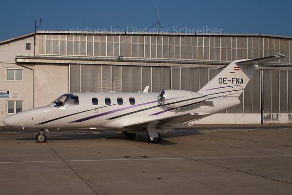 2007-12-17 OE-FNA Cessna 525