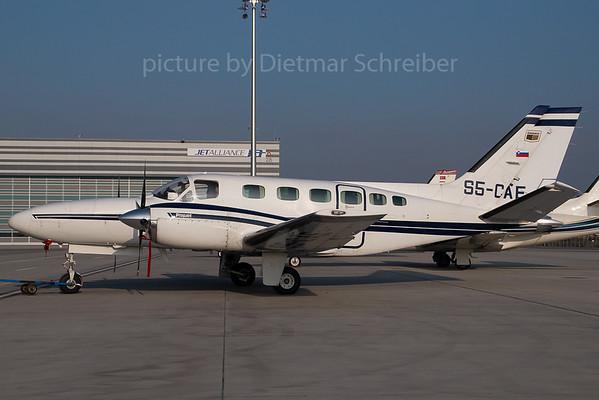 2007-12-17 S5-CAE Cessna 441