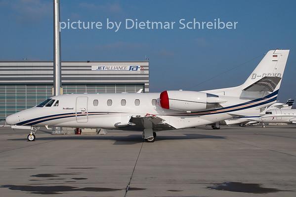 2008-12-31 D-CCVD Cessna 560XL