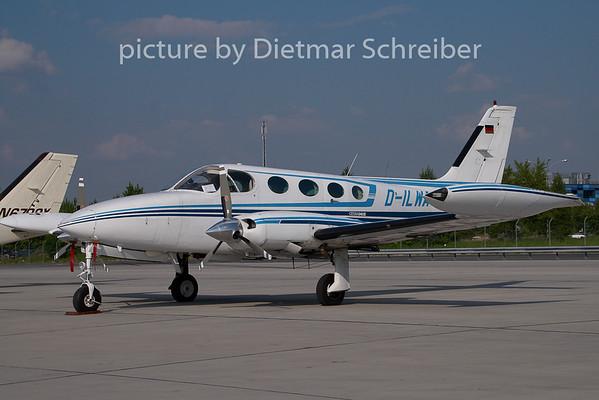 2009-05-03 D-ILWA Cessna 340
