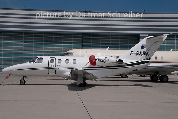 2009-05-21 F-GXRK Cessna 525
