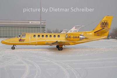 2010-12-18 OE-GAA Cessna 560 Tyrol Air Ambulance