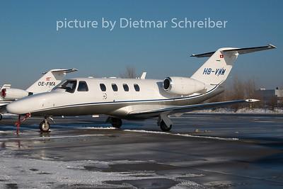 2010-12-20 HB-VWM Cessna 525