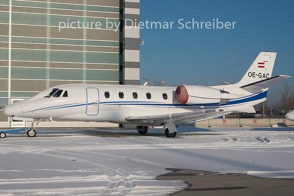 2010-12-20 OE-GAC Cessna 560XL