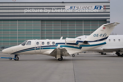 2010-12-17 OE-FVJ Cessna 525