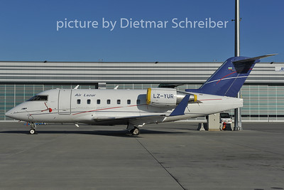 2011-12-20 LZ-YUR CL600 Air Lazur