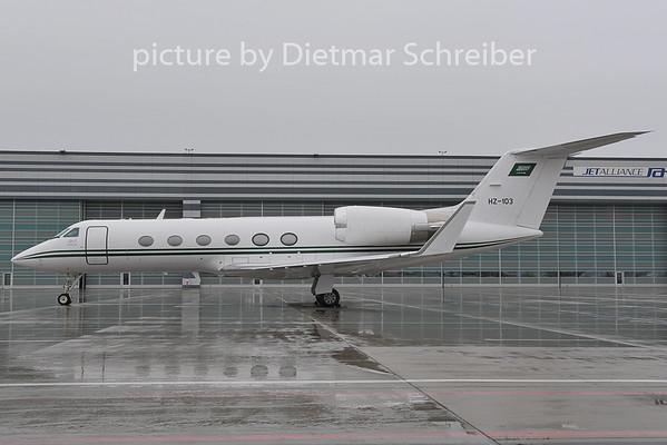 2011-12-15 HZ-103 Gulfstream 4