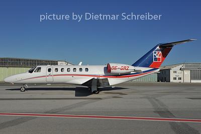 2011-12-20 OE-GRZ Cessna 525