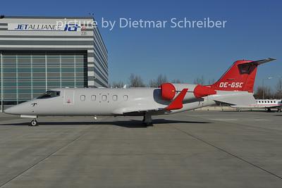 2011-12-20 OE-GSZ Learjet 60
