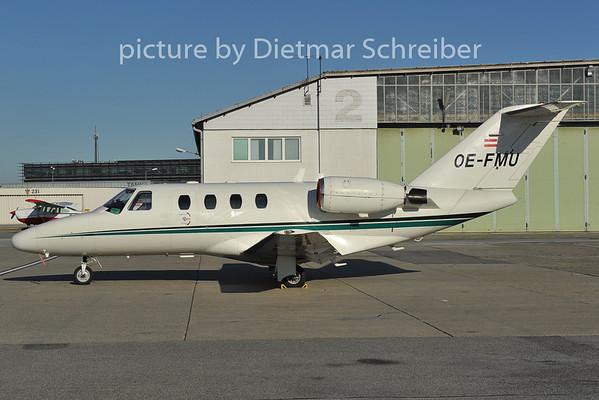 2011-12-20 OE-FMU Cessna 525