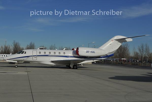 2011-12-13 OE-HAL Cessna 750
