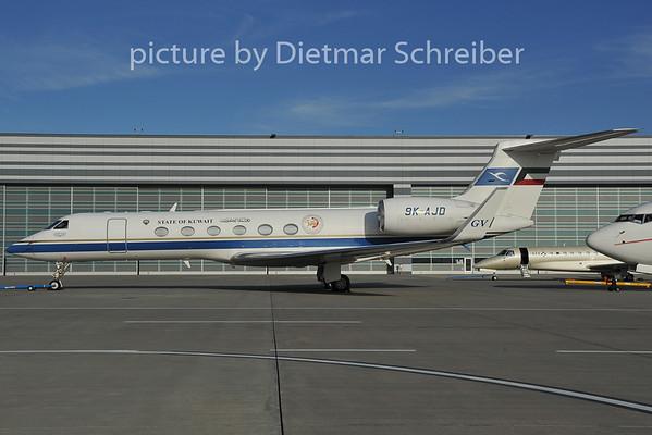 2011-12-13 9K-AJD Gulfstream 5