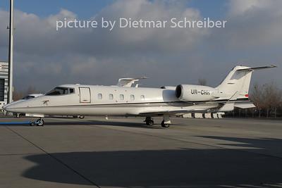 2012-12-20 UR-CHH Learjet 60