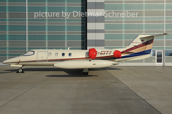 2012-12-13 D-CITY Learjet 35