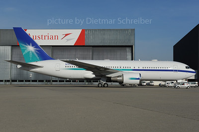 2013-12-03 N767A Boeing 767-200 Aramco
