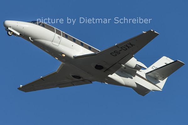 2014-12-26 CS-DXX Cessna 560XL Netjets
