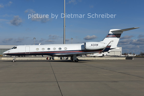 2014-12-26 N301K Gulfstream 5
