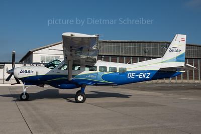 2015-12-30 OE-EKZ Cessna 208 Caravan Zell Air