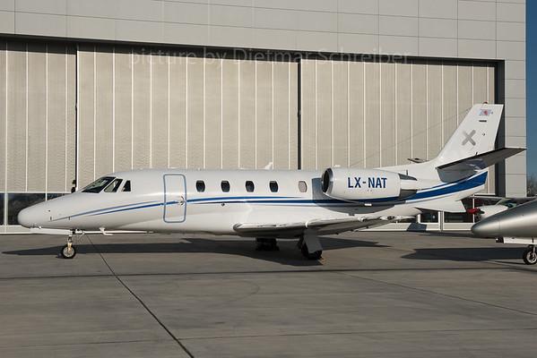 2015-12-30 LX-NAT Cessna 560XL