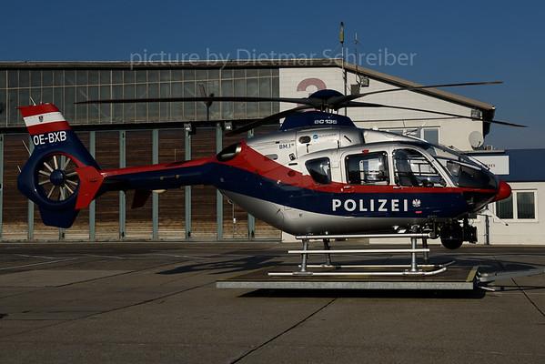 2016-12-16 OE-BXB Eurocopter 135 Austrian Police