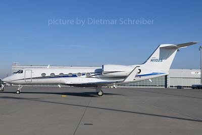 2017-12-25 HI-1025 Gulfstream 4