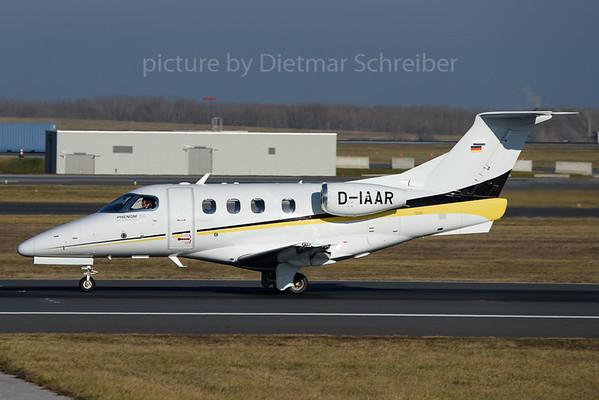 2017-12-25 D-IAAR Embraer 500 Phenom 100