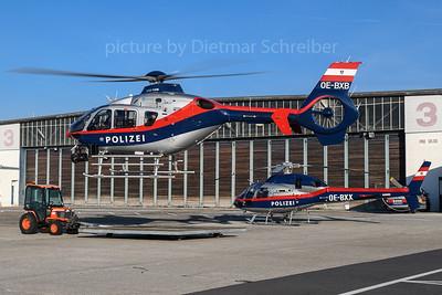 2017-12-25 OE-BXB Eurocopter EC135 Austrian Police