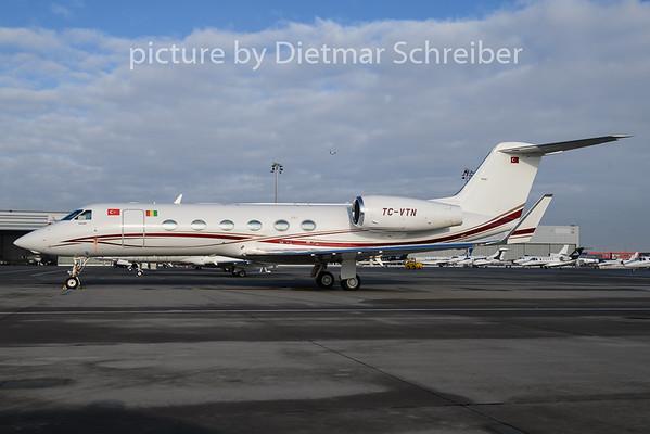 2018-12-18 TC-VTN Gulfstream 4