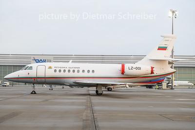 2018-12-18 LZ-001 Falcon 20000 Bulgaria
