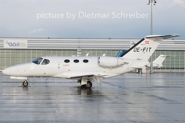 2018-12-25 OE-FIT Cessna 510 Globe Air