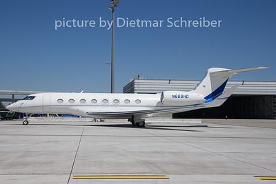 2019-08-09 N666HD Gulfstream 650