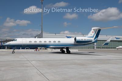 2019-05-17 OE-ICQ Gulfstream 5