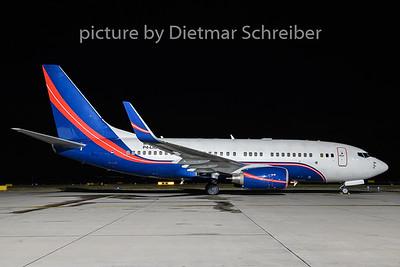 2019-12-07 P4-LIG Boeing 737-700
