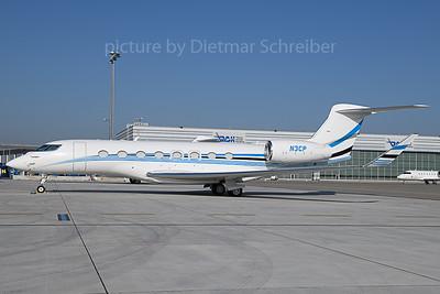 2019-10-14 N3CP Gulfstream 650
