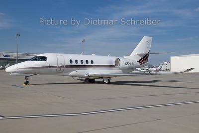 2019-06-18 CS-LTI Cessna 680A Citation Latitude Netjets
