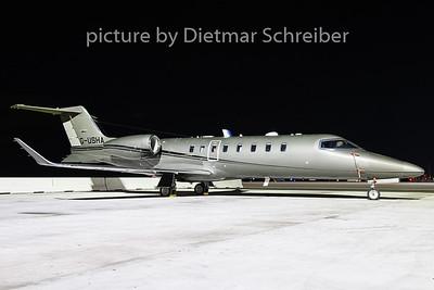 2019-12-07 G-USHA Learjet 75