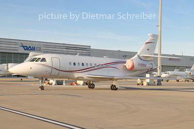 2019-06-29 YV-3360 Falcon 2000