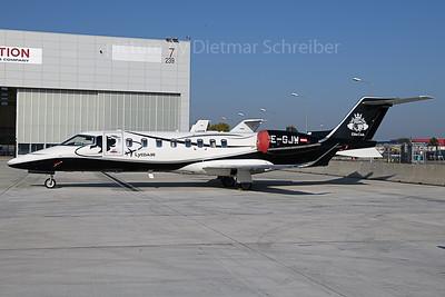 2019-10-14 OE-GJW Learjet 45 Avcon Jet